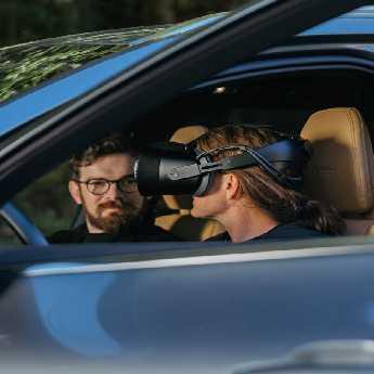 Volvo Cars y Varjo lanzan la primera aplicación mundial de realidad mixta para el desarrollo de automóviles
