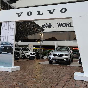 Volvo Around You Experience  La marca sueca será la anfitriona del relanzamiento del emblemático hotel con una exhibición sin precedentes
