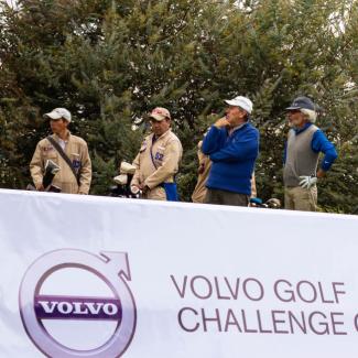 Culminó con éxito el Volvo Car Colombia Golf Challenge