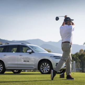 La experiencia deportiva más emocionante llega a nuestro país: Volvo Car Colombia Golf Challenge